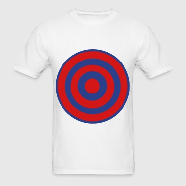 Bullseye - Men's T-Shirt