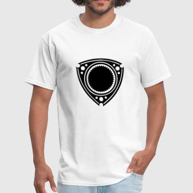 Rotary Engine Rotor 2 - Men's T-Shirt