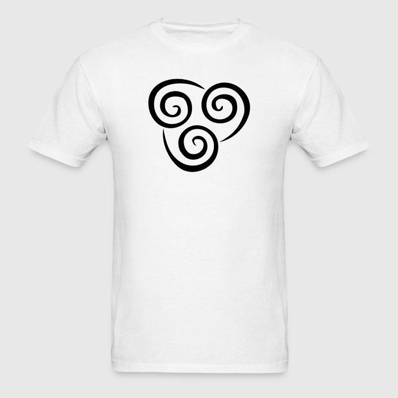 Air Nomad Symbol - VECTOR - Men's T-Shirt