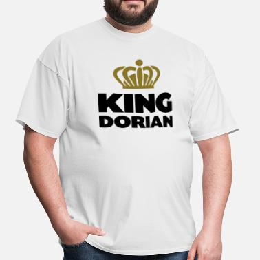 Dorian King dorian name thing crown - Men's T-Shirt