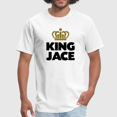 Jace King jace name thing crown - Men's T-Shirt