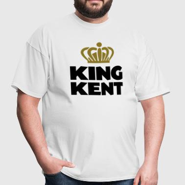 King kent name thing crown - Men's T-Shirt