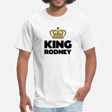 Rodney Dangerfield King rodney name thing crown - Men's T-Shirt
