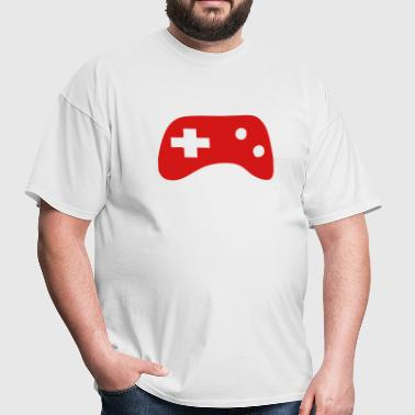 Game Controller Symbol - Men's T-Shirt