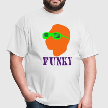Funky - Men's T-Shirt