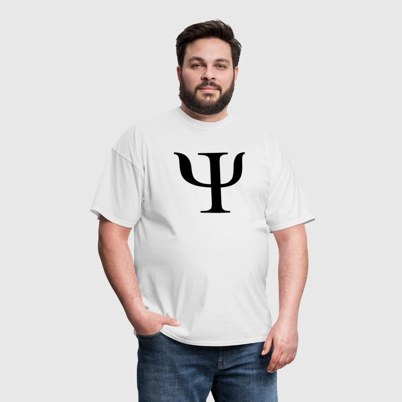 Psi - Men's T-Shirt