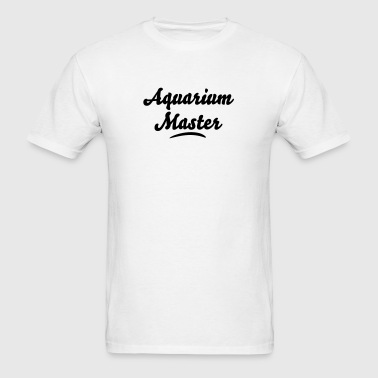 aquarium master - Men's T-Shirt