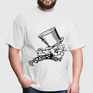 Mad Hatter  - Men's T-Shirt