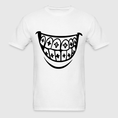 Braces - Men's T-Shirt