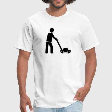 Lawn mower - Men's T-Shirt