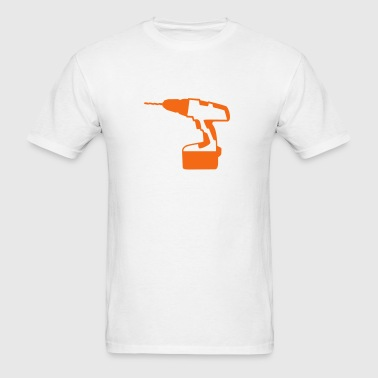 Cordless screwdriver - Men's T-Shirt