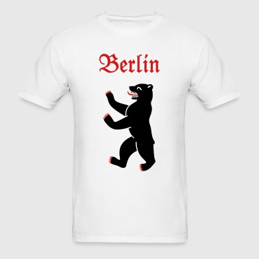 Berlin Bear - Men's T-Shirt