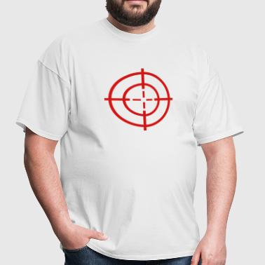 Crosshairs - Men's T-Shirt