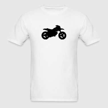kids motocross bike pw50 - Men's T-Shirt
