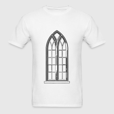 Window - Men's T-Shirt