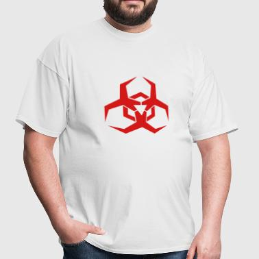 Hazard Symbol - Men's T-Shirt