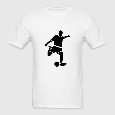 Soccer Player - Men's T-Shirt