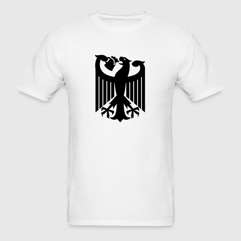 Coat of arms of Germany (drinking beer) - Men's T-Shirt