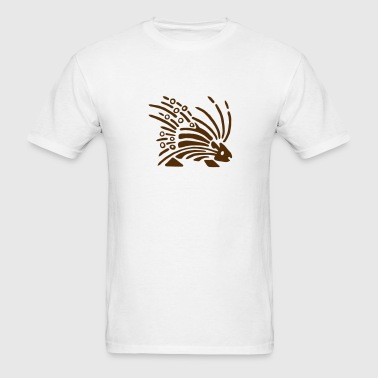 Porcupine 1c - Men's T-Shirt