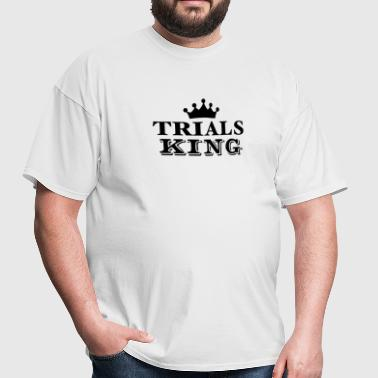 trials king - Men's T-Shirt