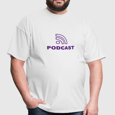 Podcast - Men's T-Shirt