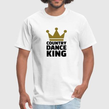 Country dance - Men's T-Shirt