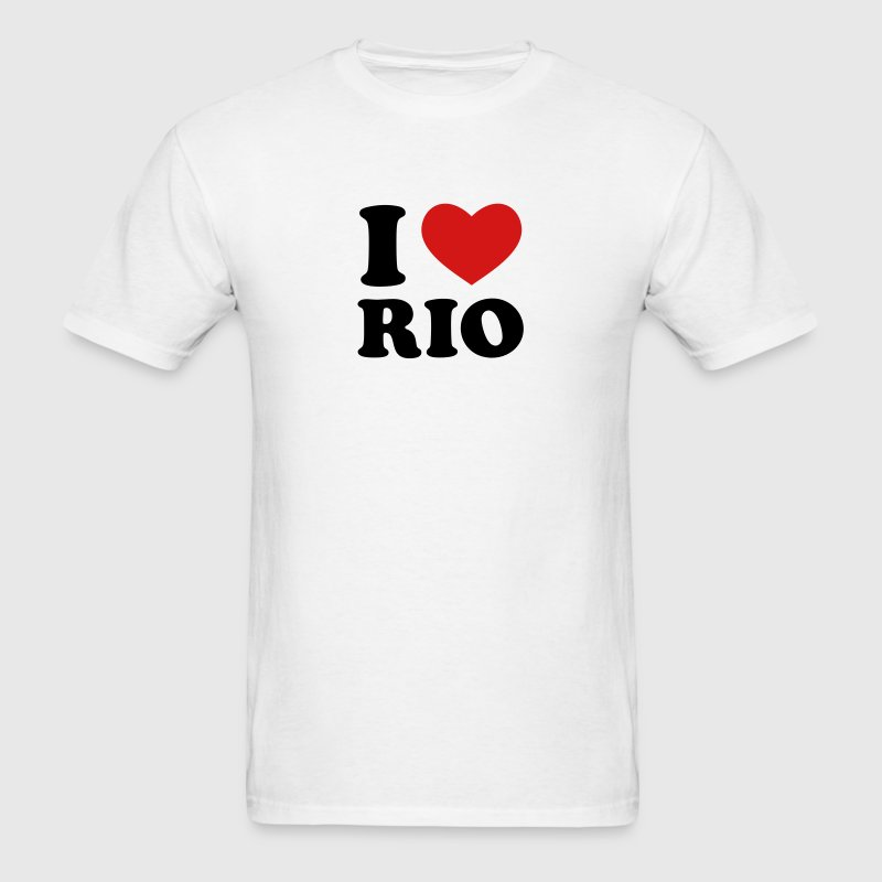 I Love Rio - Men's T-Shirt