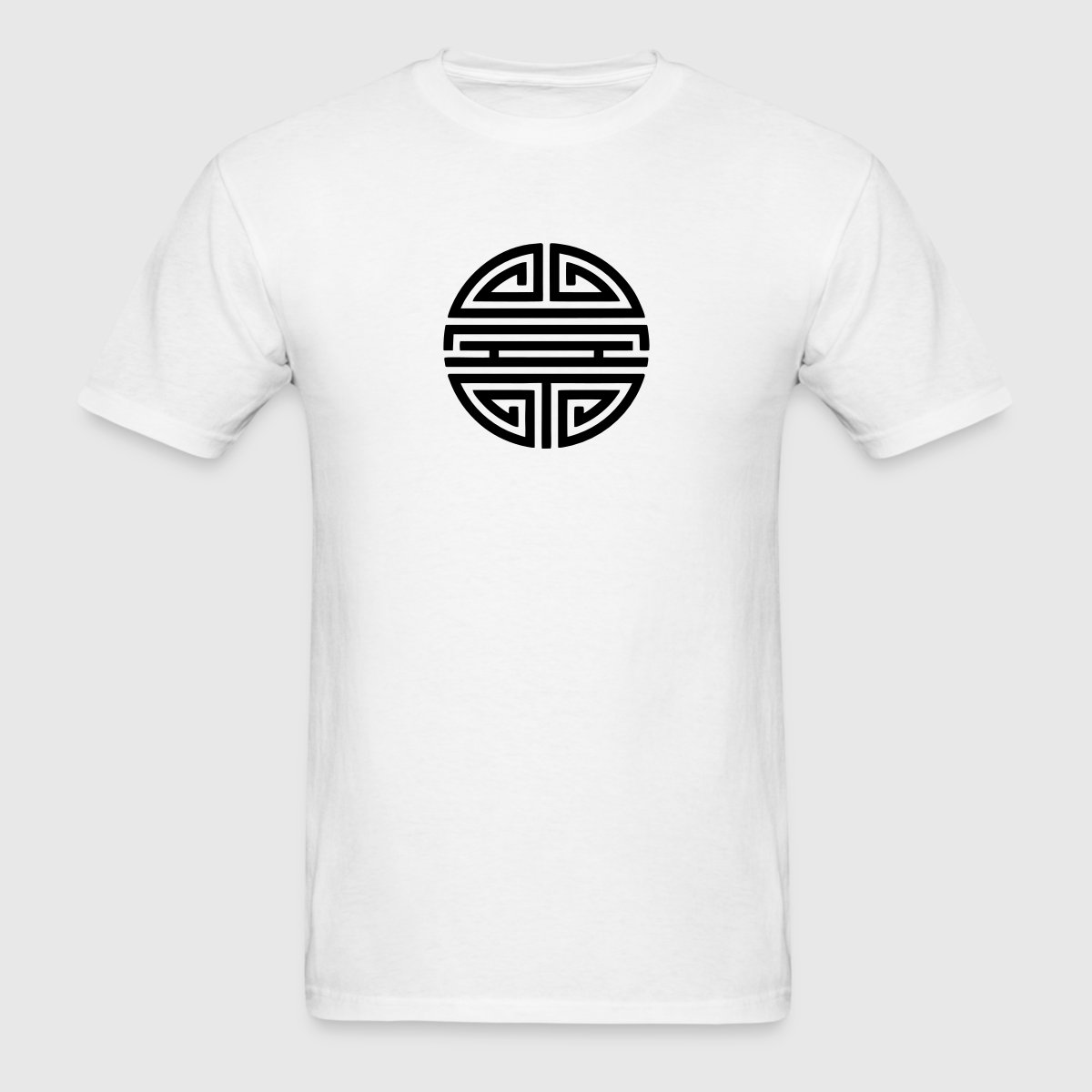 Shou chinesegood luck charm symbol long life t shirt shou chinesegood luck charm symbol long life t shirt spreadshirt biocorpaavc Gallery