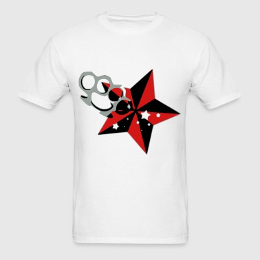 Brass Knuckles  - Men's T-Shirt
