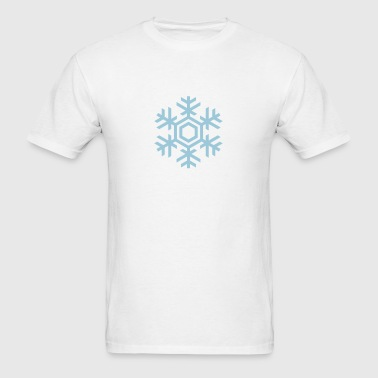 snowflake - Men's T-Shirt