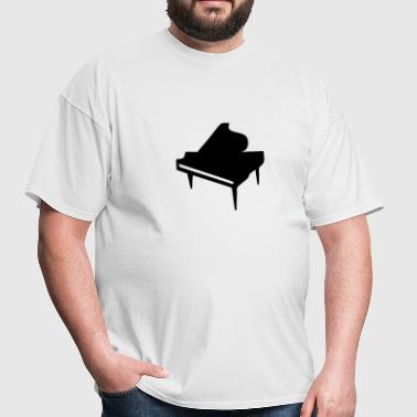 Piano - Men's T-Shirt