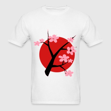Cherry Blossom - Men's T-Shirt