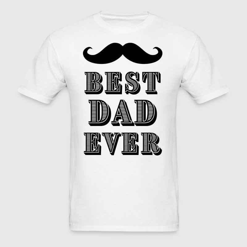 Black Best Bad Ever - Men's T-Shirt
