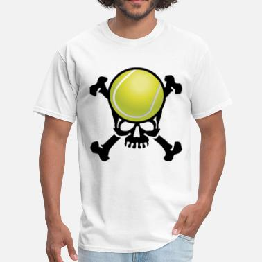 Tennis Skull Tennis Skull - Men's T-Shirt
