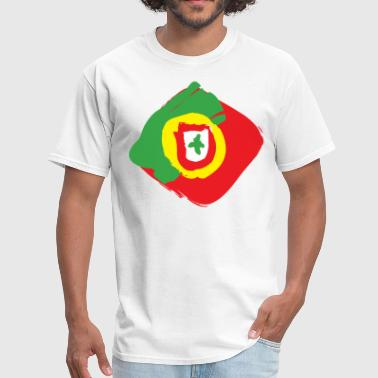 Flag of Portugal - Men's T-Shirt