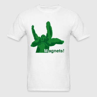 magnets! - Men's T-Shirt