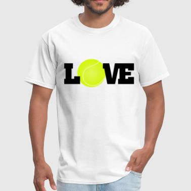 Tennis Love Tennis Love - Men's T-Shirt