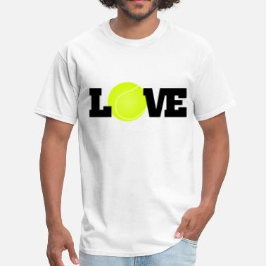 36129bba05787 Shop Tennis-love-shirt. T-Shirts online | Spreadshirt