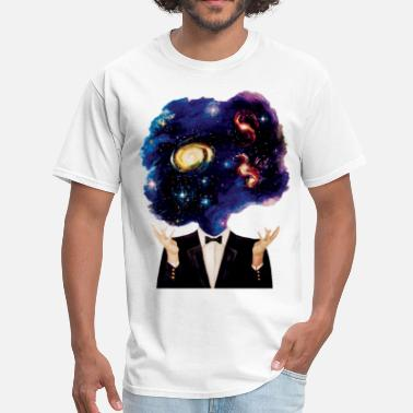 Geek head space - Men's T-Shirt