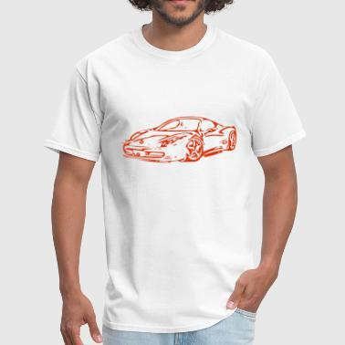 458 458 Design - Men's T-Shirt
