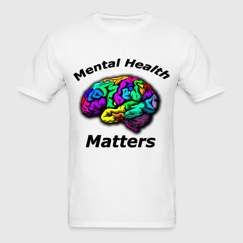 Mental Health Matters - Men's T-Shirt