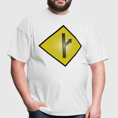 MGTOW Symbol - Men's T-Shirt