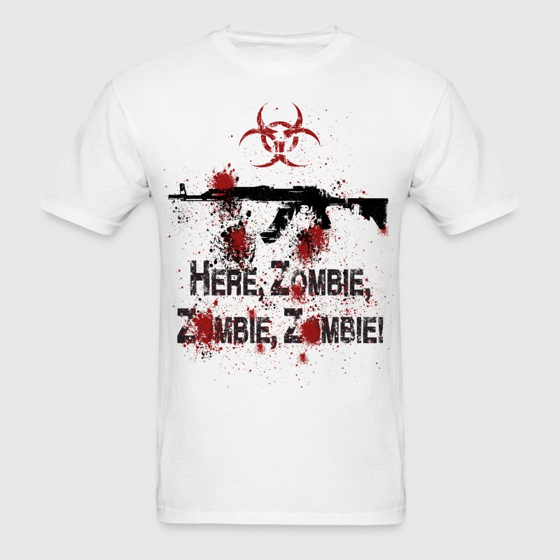Zombie Squad - Men's T-Shirt