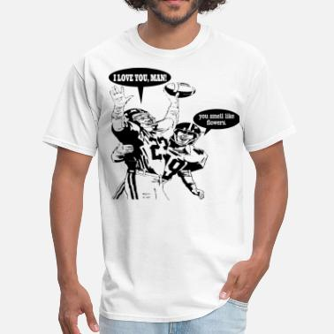 d83d5b7b066 Gay Football Fantasy Football: Gay Football Players - Men's T-. Men's T- Shirt