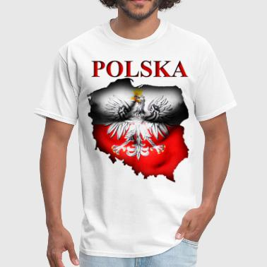 Poland Poland - Men's T-Shirt