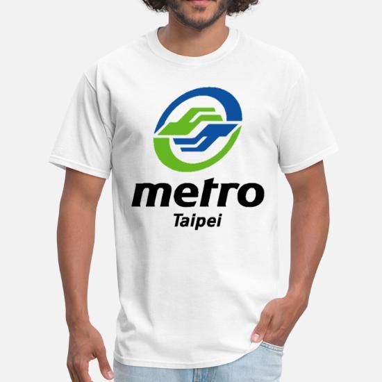 Taipei Metro Men's T-Shirt | Spreadshirt