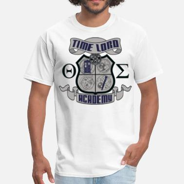 Time Lord Time Lord Crest - Men's T-Shirt