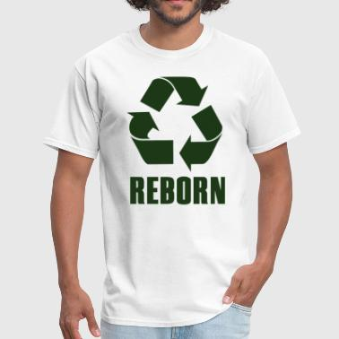 Reborn Born again Christian - Men's T-Shirt