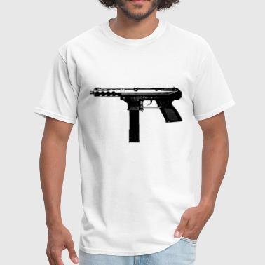 Tec-9 Gun - Men's T-Shirt