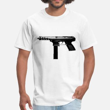 No Lackin Tec-9 Gun - Men's T-Shirt